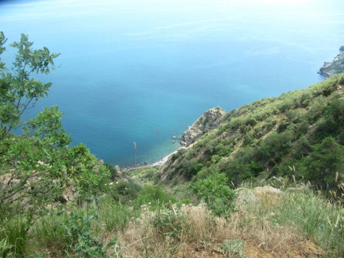 Гурзуф - Вид с горы Аю-Даг